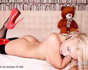 carolinaherera Captured From Chaturbate On 2020 12 29_13 06 58 (sexy pussy ass tits girl)