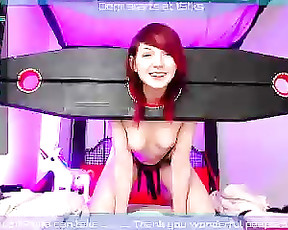 annajelly Captured From Chaturbate On 2020 12 27_17 58 25 (bdsm slave bondage)