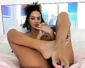 sasha_amour Captured From Chaturbate On 2021 01 11_21 42 21 (lush lovense natural ebony petite smallboobs bush smalltits feet ass)
