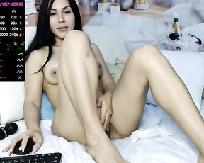 AngelsEyesXX Captured From MyFreeCams On 2021 01 10_01 57 59 (caucasian ukrain brunette greeneyes slim petite natural shaved smalltits)